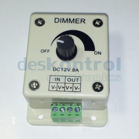 1 chanel led dimmer 8A