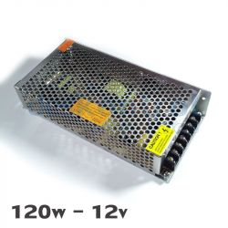 Switch mode power supply 120w - 12v - 10A