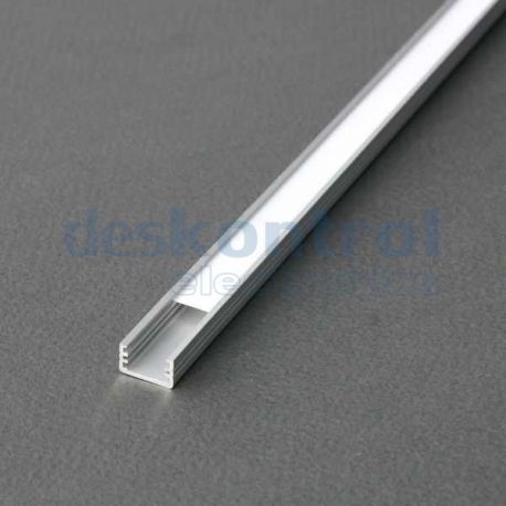Aluminium profile LED strips Slim
