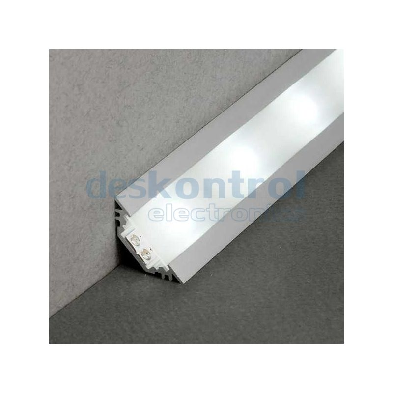 Aluminium profile LED strips Trio