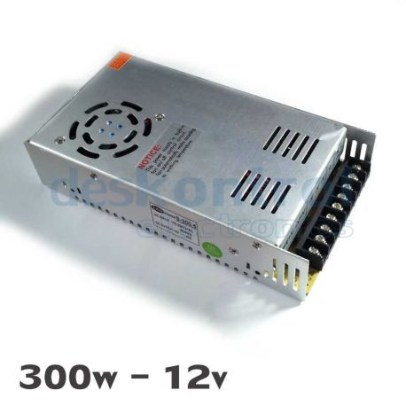 Switch mode power supply 300w - 12v - 25A