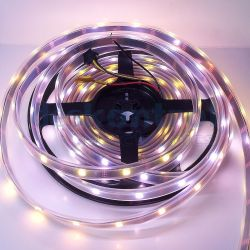 RGBW digital led strip SK6812 30 leds/m 36w