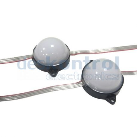 LED pixel 50mm cover WS2801 6x5050 28w 20pcs